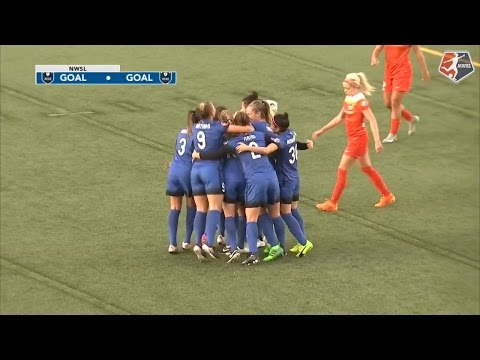 Highlights: Seattle Reign FC beats the Houston Dash 5-1