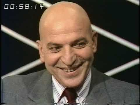 Telly Savalas interview | Actor | Today |1971