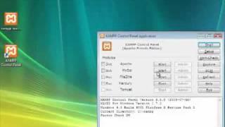 install Xampp 1.7.2
