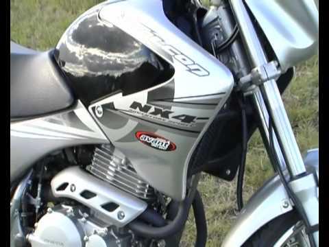 Test Honda NX4 Falcon - YouTube e217ec2447