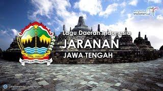 Jaranan - Lagu Daerah Jawa Tengah (Karoke, Lirik dan Terjemahan)