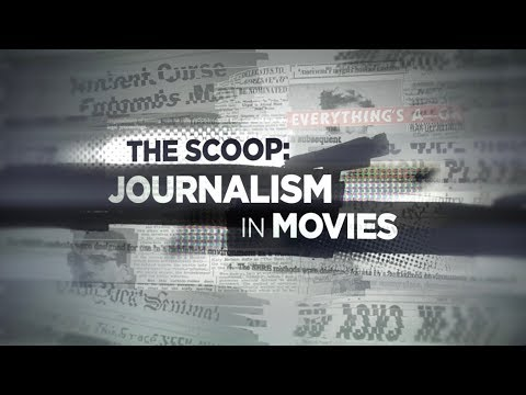 Journalism In Movies - All The News That Fits To Stream