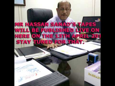 MR. HASSAN SANAD has been on the internet as a necrophiliacs. Naked tapes to be publish on 13/04/17.