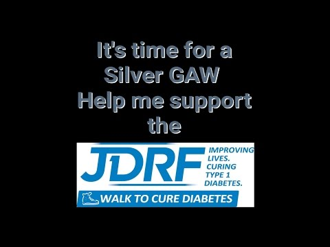 You Can Win Silver! It's my GAW to Support The JDRF. CSS 100 Days of Silver Stacking Day #84