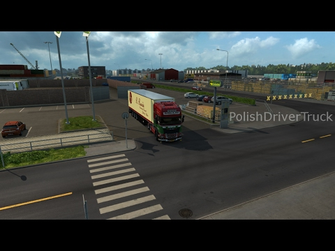Ets2 1.26...PDT...Animated gates in companies v1.6.1 Schumi 1.26