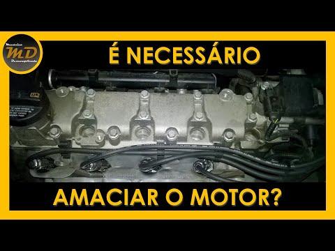 Dica - É Necessário Amaciar um Motor Novo/Retificado?
