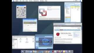 Unity in VMware Fusion for Mac OS X