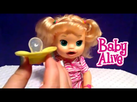 How-to Make Baby Alive My Super Snackin' Baby Doll