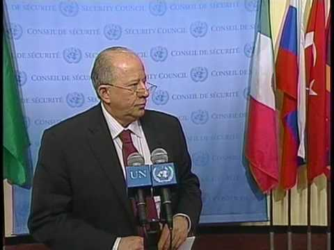 DPR Korea: Remarks by the President of the Security Council