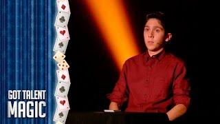 Manuel Alcalde, magic without words | Special Magic | Spain's Got Talent 2017