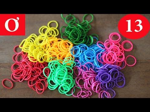 11 Mẹo vặt ĐỘC với dây chun | Mẹo vặt cuộc sống hàng ngày số 13 | Ơ Rê Ca