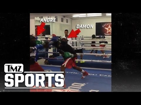 Andre Berto Beats Up Roc-A-Fella Co-Founder | TMZ Sports