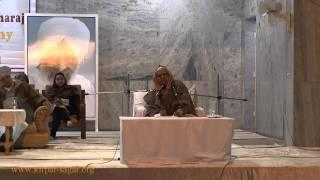 Speech by Biji Surinder Kaur, Kirpal Sagar 2014-02-06