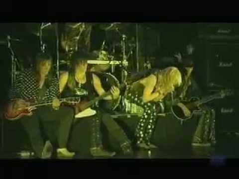 Hanoi Rocks - Summer Sonic 2002