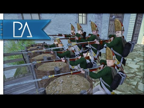 Brutal Russian Defense: Napoleonic Siege Event - Mount and Blade: Napoleonic War Gameplay