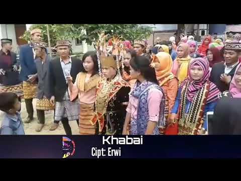 Lagu Lampung    Khabai Lebon Cipt: Erwinardo