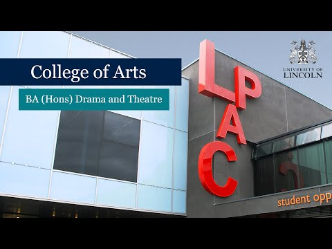 BA (Hons) Drama and Theatre