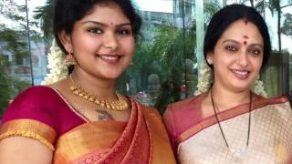 Actress Seetha Family Photos with Husband, Daughters, Son Pics