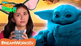 Baby Yoda was Almost BLUE?! | WHAT THEY GOT RIGHT