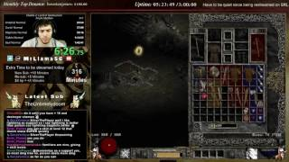 Diablo 2 - Median XL Speedrun (Sorc) - 2:27:35