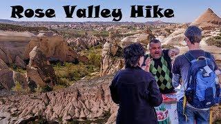 Trekking the Rose Valley
