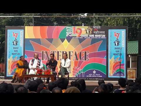 Nawazuddin  siddiqui  in  NSD  new  delhi