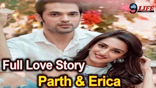 Download Lagu Reel Life To Real Life Couple Parth Samthaan And Erica Fernandes Love Life Must Watch Love Story MP3