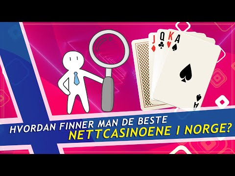 ① Casino på nett Norge ᐉ Beste norske nettcasino 2021 video preview