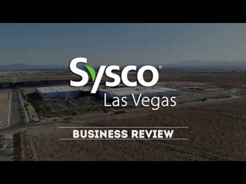 Sysco Las Vegas Business Review