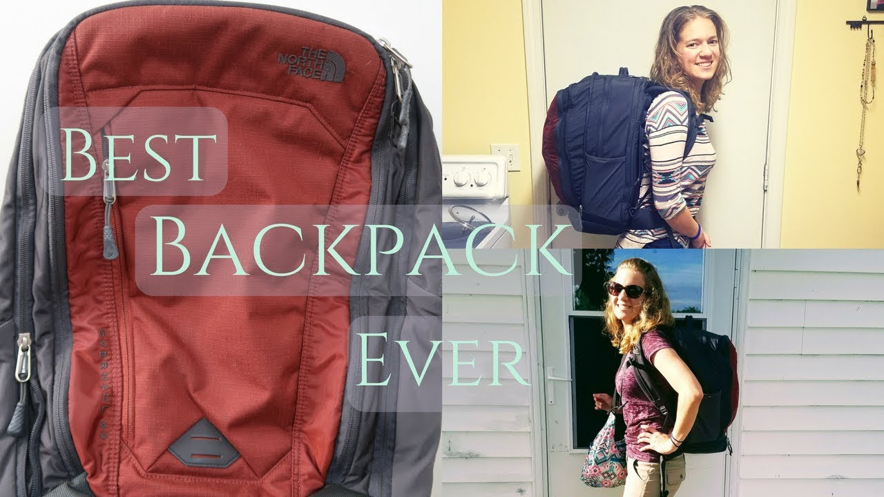 The North Face Overhaul 40 Backpack Review - YouTube 9e70f3170c3fa