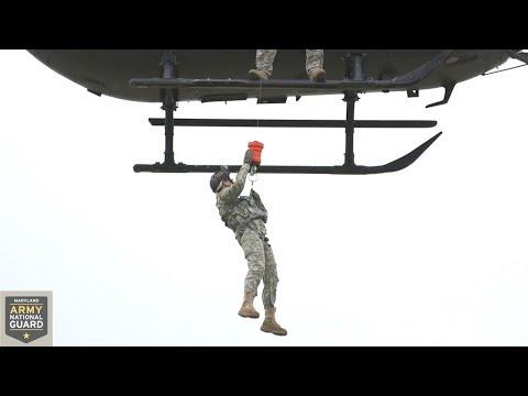 Maryland Warrant Officer Aviator Recruiting Video