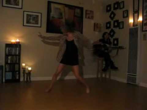 """black and blue"" christina perri sings + keltie coleen dances"