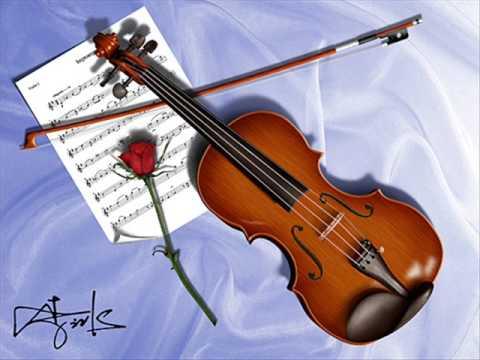 帕格尼尼小提琴與吉他奏鳴曲第一部Ⅰ - YouTube