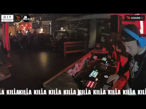 Mr.Kingston live KILLA Radio @ DIY BAR (Minsk) [09/08/2017]