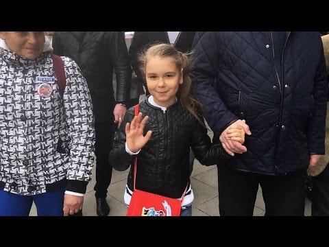 Митинг 7 октября в Екатеринбурге в поддержку Навальногоиз YouTube · Длительность: 3 мин8 с  · Просмотров: 845 · отправлено: 07.10.2017 · кем отправлено: Вероника Чащина