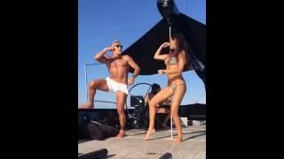 Танцующий миллионер итальянец - Часть 1 (Gianluca Vacchi)