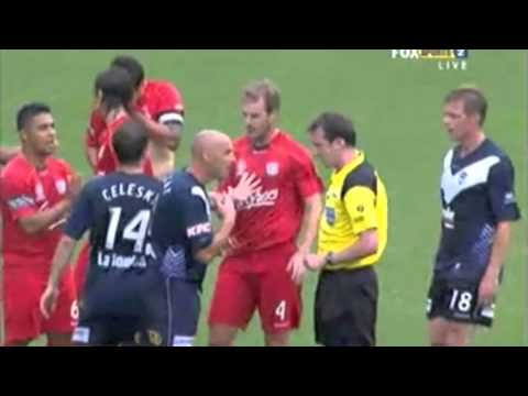 Top 3 Horrible Tackles By Kevin Muscat