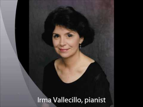 Irma Vallecillo performs Maria Theresia von Paradis' (attributed to) Sicilienne in E flat Major