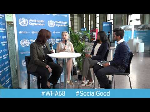 "WHO: Large-scale Health Emergencies - Interview at ""World Health +SocialGood"""