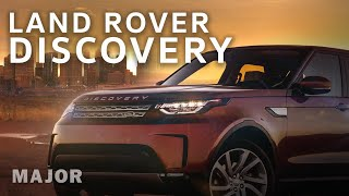 Land Rover Discovery 2020  3-х рядный семейный  внедорожник!Подробно о главном.