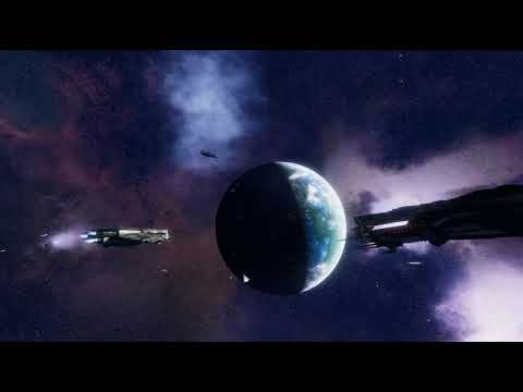 Battlestar Galactica Deadlock Armistice Gameplay (PC Game) |