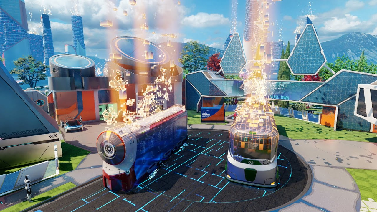 content warning. official call of duty® black ops iii – nuktown bonus map trailer