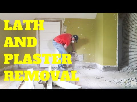 how-to-remove-lath-and-plaster-walls-(century-home-renovation)