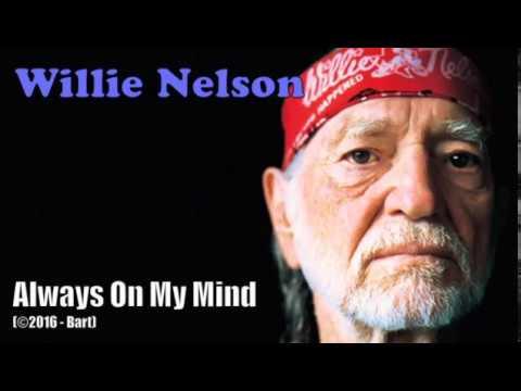 Willie Nelson - Always On My Mind (Karaoke)