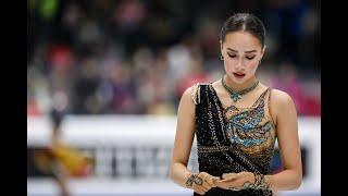 Алина Загитова Я хочу добиться чего нибудь в спорте чтобы помочь родителям