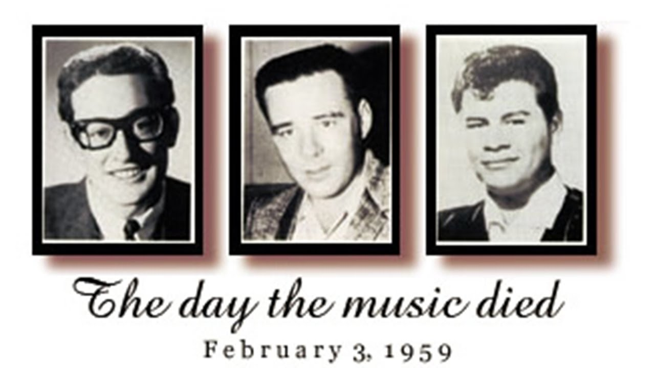 The Day The Music Died! - February 3rd