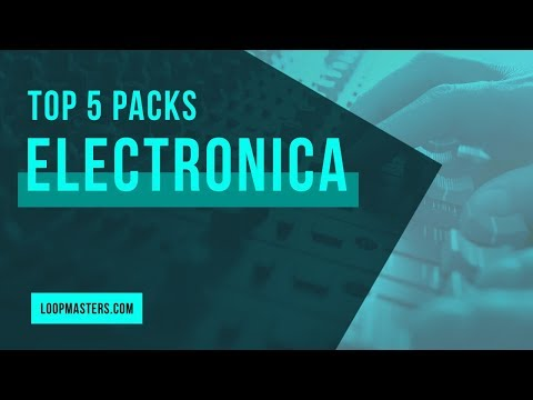 Download Top 5   Best Electronica Sample Packs   Ambient