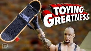 Toying With Greatness: Tony Hawk X Games 900