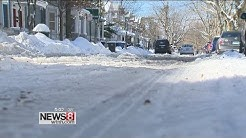 New Haven neighborhood residents say roads are a mess days after snow storm
