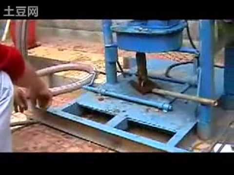 Entire Work Of Water Well Drilling Machine-3